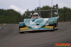 SSK-Serien på Kinnekulle med Sportvagnsserien