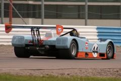 RHK´s andra deltävling som vanligt tillsammans med Sportvagnsserien.  MK Scandia firade sitt 50 års jubileum med detta race.  Endast knappt 100 deltagare, blåsigt och mycket kallt.