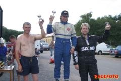 Femte deltävlingen i RHK cupen samt final för Sportvagnsserien.  Mycket varmt och soligt.