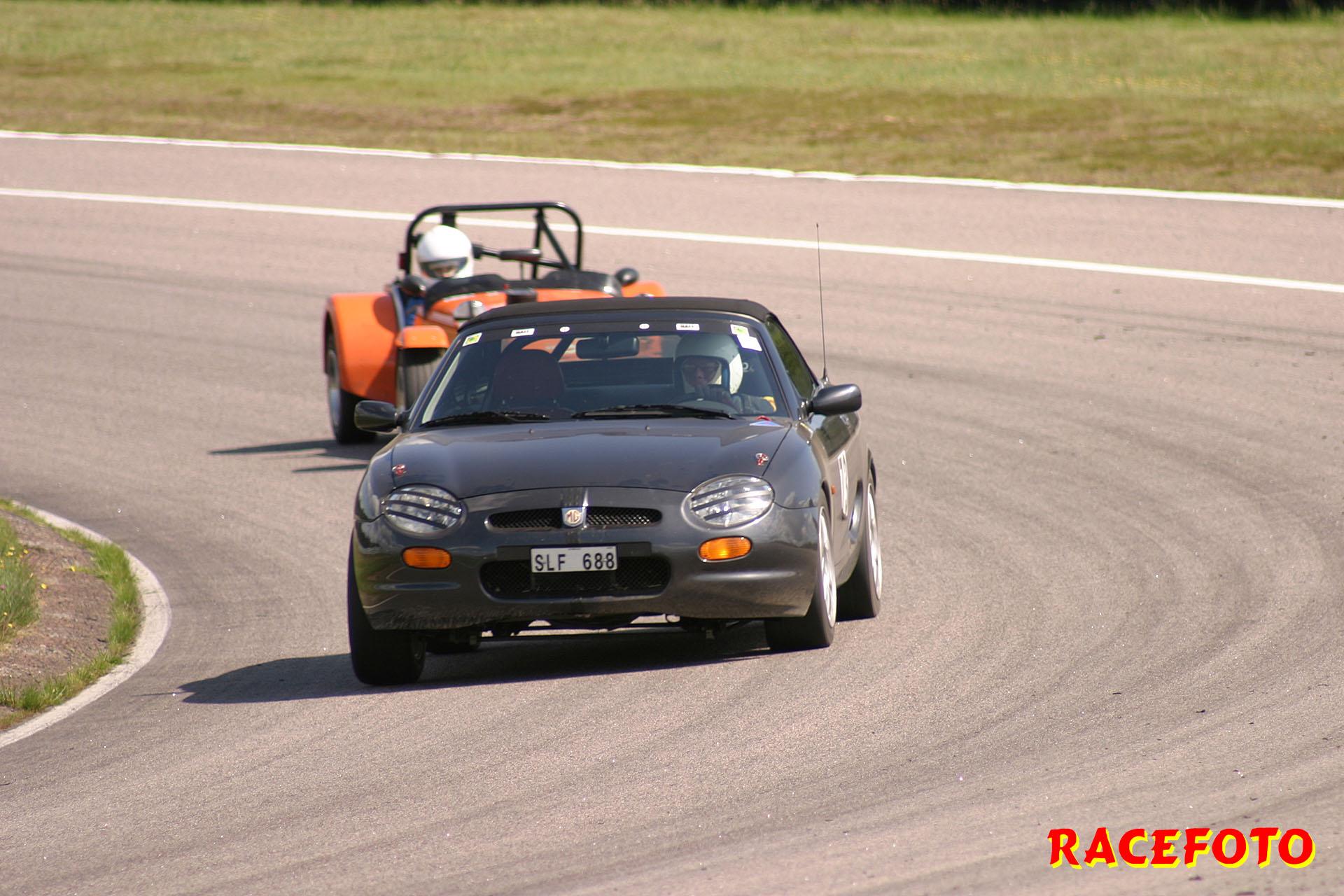 Sportvagnsserien på Anderstorp, endagsrace