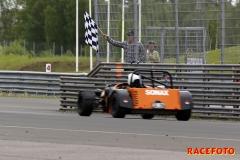 Sportvagnsmeeting på Kinnekulle Ring.